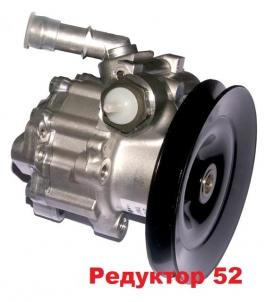 Насос гидроусилителя на Газель Бизнес. Двигатель Умз-4216 евро 3; евро 4 (ZF)