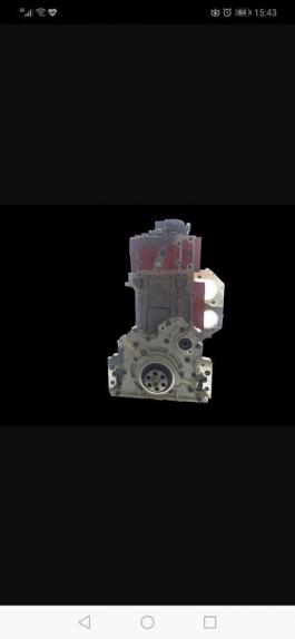 Блок цилиндров Е-4 дв. Cummins 3,8L Валдай(5256400/5289698/5306413/5346536) лонг-блок
