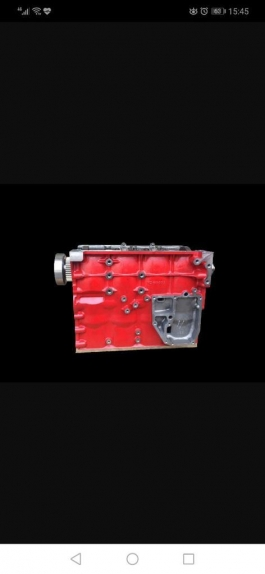 Блок цилиндров Е-4 дв. Cummins 3,8L Валдай(5256400/5289698/5306413/5346536) шорт-блок