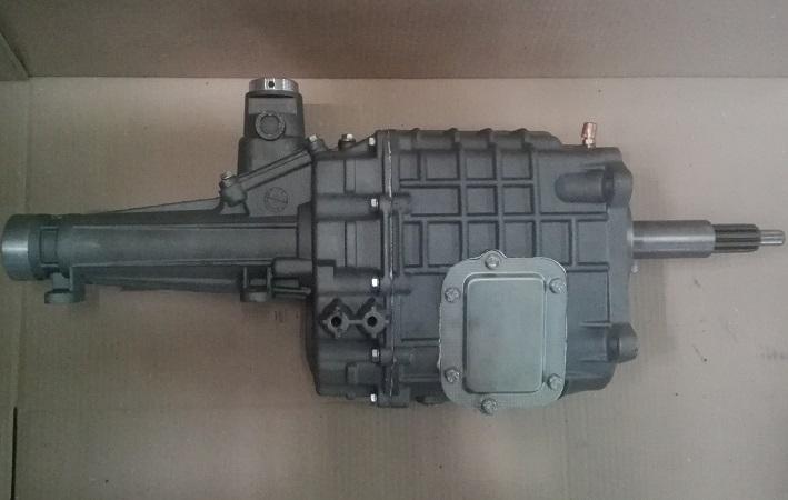 Коробка передач КПП ГАЗель 3302 полноприводная 4х4