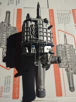 Коробка передач КПП ГАЗель 3302 под двигатель Крайслер Сhrysler