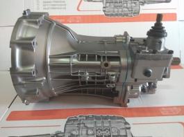 Коробка передач УАЗ-3163 Патриот DYMOS
