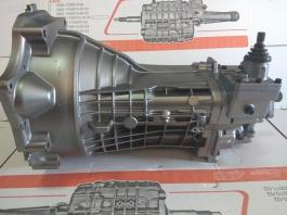 Коробка передач УАЗ-31631 Патриот дв.IVECO