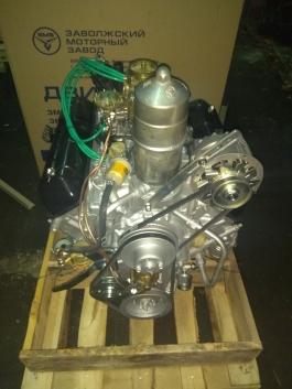 Двигатель ЗМЗ 511.1000402