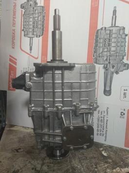 Коробка переменных передач на ГАЗ 3309 дв.ММЗ Д-245 н/о