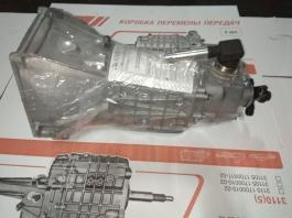 Коробка передач Нива Шевроле 2123