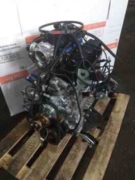Двигатель УМЗ A275 EvoTech 2.7 переоборудование