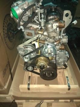Двигатель УМЗ 4216 Евро 4