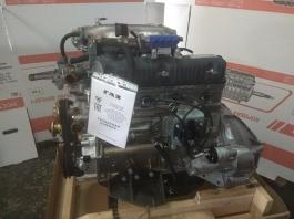 Двигатель УМЗ 4216 Евро 4 под ГБО