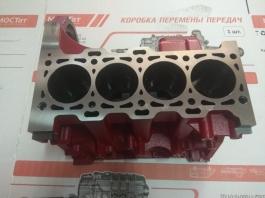 Блок цилиндров двигатель Cummins ISF 2.8
