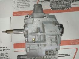 Коробка передач на ПАЗ-3205, ГАЗ-3307