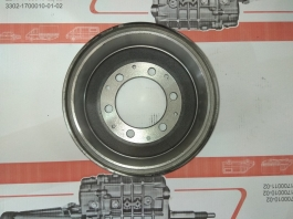 Барабан тормозной ГАЗ-3302