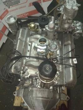 Двигатель ЗИЛ 130 508-1000400 Хранение. Восст.ремонт